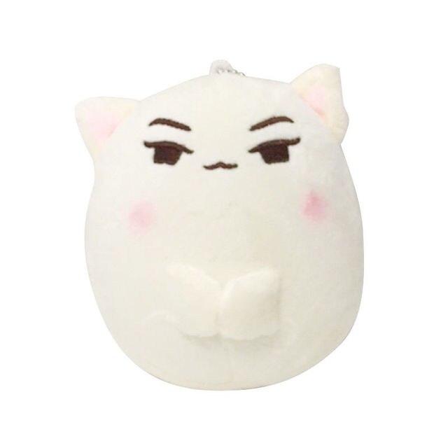 Kpop EXO XIUMIN SGDOLL Mini Suave Plush Toy Boneca Handmade Chaveiros Chaveiro Modelo Coleção 10 cm/4 polegada
