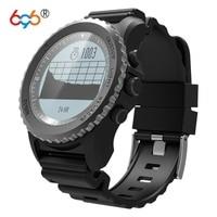 EnohpLX gps Bluetooth Smart часы S968 шагомер Фитнес трекер монитор сердечного ритма IP68 Watchproof Smartbracelet