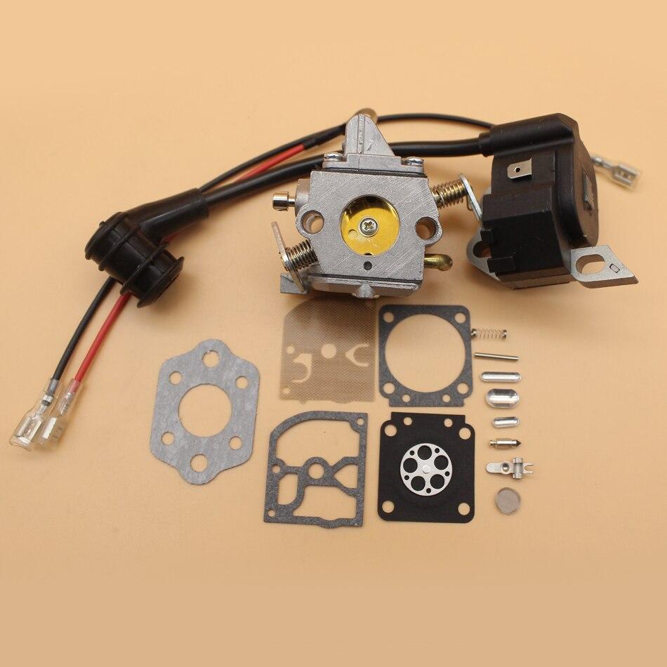 Kit de Reparo do carburador Diafragma Bobina de Ignição Para MOTOSSERRA  STIHL MS170 MS180 Peças de Motosserra MS 170 180 017 018 C1Q S57B Zama Carb  em ... c274378ef2