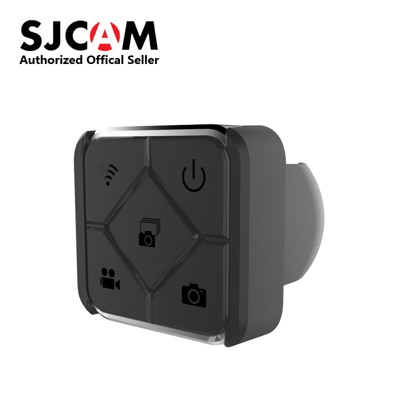 New Original SJCAM Remote Control Holder Mount for SJCAM SJ6 LEGEND M20 SJ7 Star SJ8 Series Sports Camera Action Cam new arrive sjcam sj7 star sj6 legend accessies 3 axis handheld gimbal for sjcam sj6 sj7 star wifi series cam