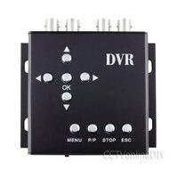 ANSHILONG 1Ch D1 Realtime Mini SD Card Car DVR Vehicle Mobile DVR with Audio Recording