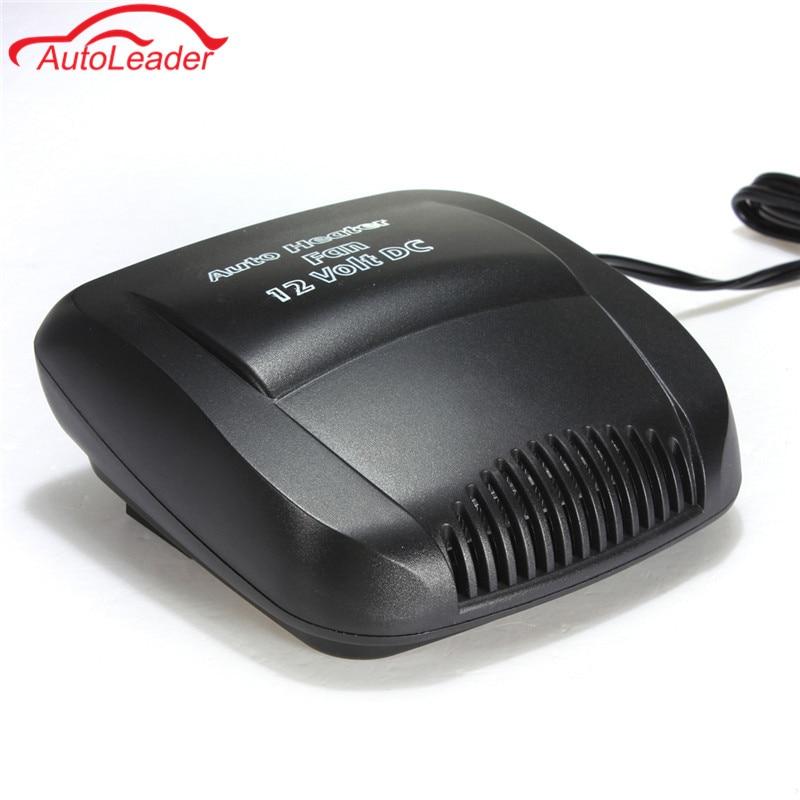 New 12v 150w black portable car heater heating fan window for 12v window defroster