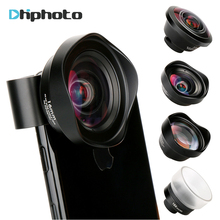 4 in 1 Cell Phone Camera Lens Kit Wide Angle,Telephoto lens,Macro Lens,Fisheye Lenses for iPhone 6 7 Samsung Galaxy HTC and more