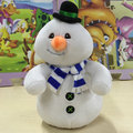 "IN HAND FREE SHIPPING  Doc Mcstuffins Friends Snowman Chilly~ 6.5"" 16cm Plush toy doll best gift"