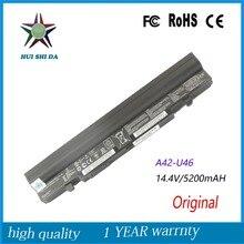 Nova 14.4 V 5200 Mah bateria do portátil para ASUS A32-U46 A41-U46 A42-U46 U46 U46E U46SD U46SM U46J U46JC