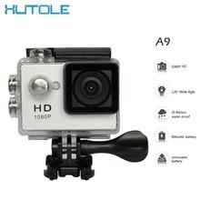 2016 Hot Action Digital Camera HD 1080P 2.0 inch Screen Under water 30M Waterproof Photo Camera Video Sport Mini camcorder
