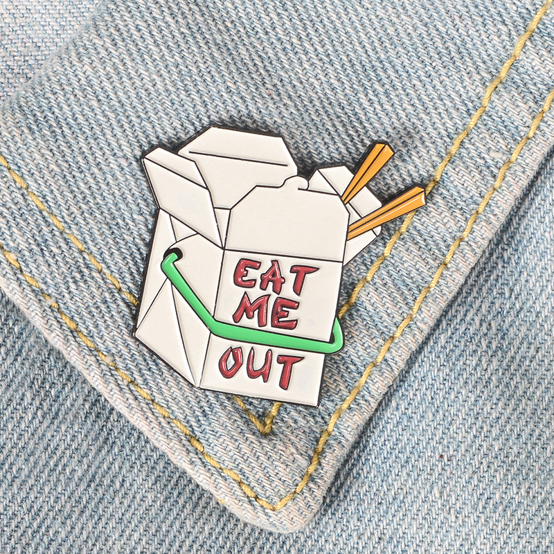 Brooch and Pin Beelejuice Cat Death Heart Balloon Game Turntable Console Gamepad Food box Enamel Pin Badge Brooch Collection 3