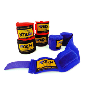 2 шт./ширина рулона 5 см длина 2,5 м хлопок спортивный ремешок боксерский бандаж Sanda Muay Thai MMA Taekwondo ручные перчатки обертывания Boxeo