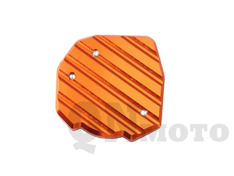 Side Stand Extension Enlarger Pate Pad For KTM 950 Super Enduro/SM /990MP 01-14 990 Adventure/R/S/LC8 06-13 990 SM/SMT/SMR 05-14