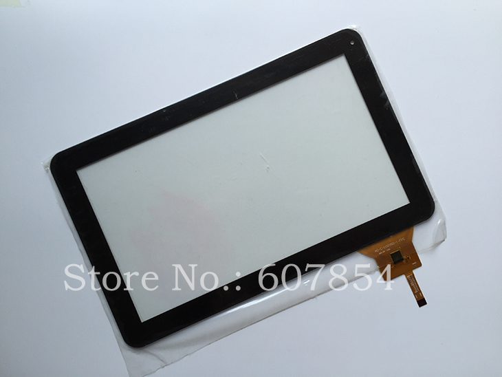 New 10.1 Inch Tablet Touch AD-C-100050-1-FPC 257x160mm 12pin Tablet Capacitive Touch Panel Replacement Screen