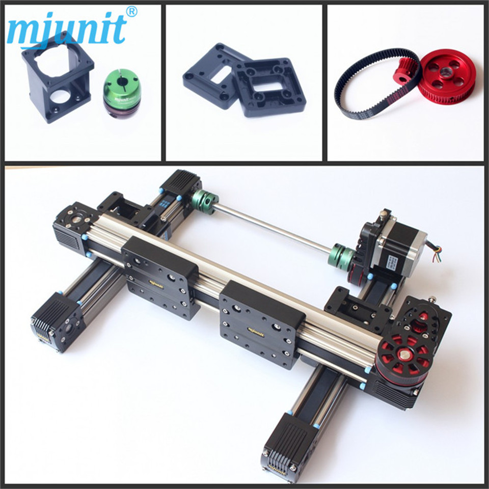 Video Slider Stabilizer, Camera Track Slider, Linear Stabilization Rail System with U shape Bearing Slide Mechanism, section three track rail drawer slide rails 3 row ball bearing linear guides thicker