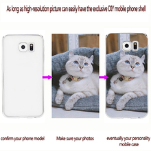 Phone Case Customize Print Picture Silicone Back Shell Personalized Cover Cases For Samsung Note10pro s10e s9 s10 plus