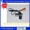 NUEVO HD visión nocturna del CCD cámara de Visión Trasera Cámara de Reserva monitor del sistema paking para TOYOTA LAND CRUISER 200 LC200 REIZ 09
