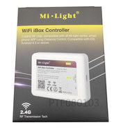 DC5V Wifi IBox2 Mi Light Wireless Controller Compatible With IOS Andriod System Wireless APP Control For