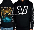 Black Veil Brides Mist Black BVB Hoodie  post-hardcore screamo rock  black 100% cotton hoodie