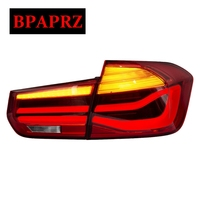 TUNING RAER LAMPS FOR BMW F30 F35 2013 2015 YEAR FULL LED TAIL LIGHTS SPOT LIGHTS