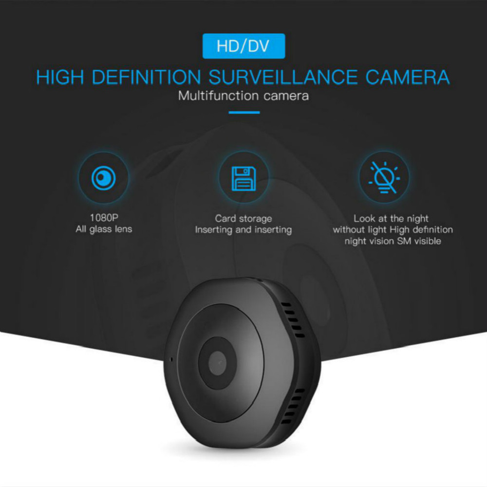 HD WiFi Kamera Mini Kamera 1080p 720P HD Flexible Fahrzeug kamera Nacht Version Mini DVR Fernbedienung Motion sensor Cam