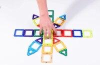 Magnetic Sheet 88pcs of Diversified Czochralski Magnetic Building Blocks Magnetic Toys for Kids Magnetic Construction Set