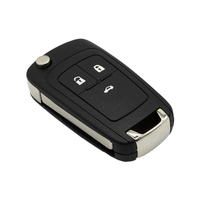 remote key WhatsKey 3 Buttons Folding Car Key Shell Remote Flip Fob Case For Opel Vauxhall Astra H Insignia J Vectra C Omega G Corsa D (2)