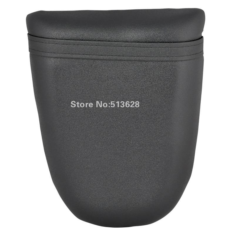 LOPOR Motorcycle Rear Seat Covers Cushion With Leather For SUZUKI GSXR GSXR1000 2001 2002 GSXR600/750 2001-2003
