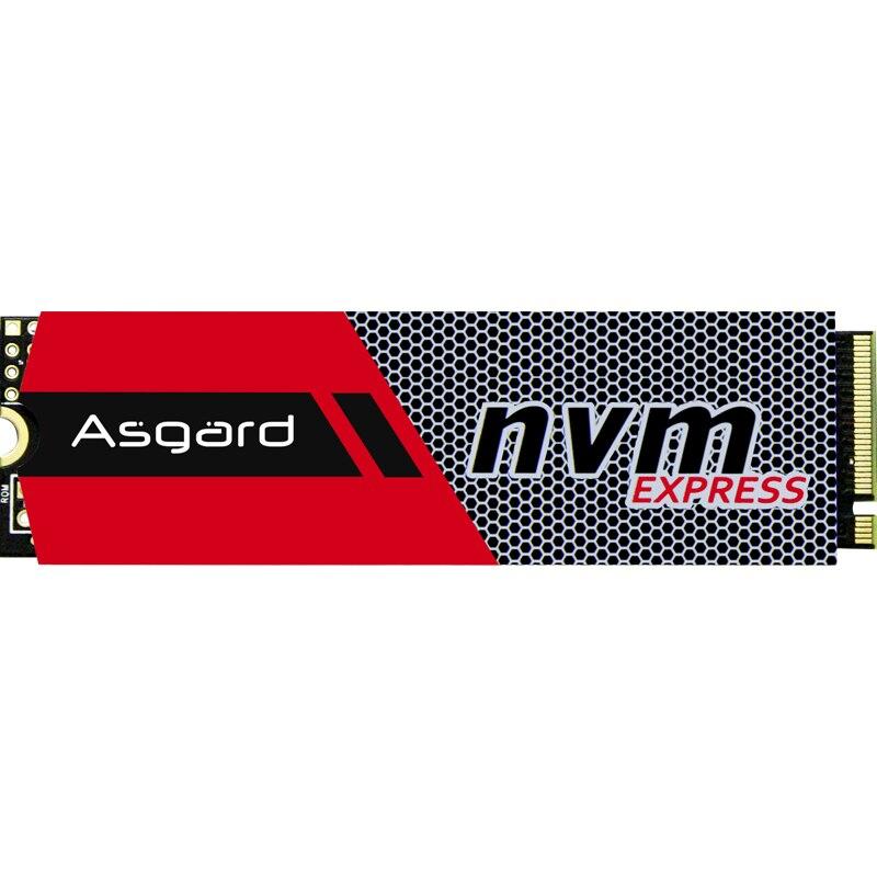 Top vente Asgard 3D NAND 256 GB 512 GB 1 TB M.2 NVMe pcie SSD Interne disque dur pour Ordinateur Portable de bureau haute performance PCIe NVMe - 2