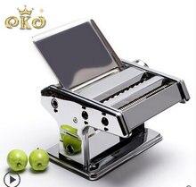 Бытовая маленькая ручная машина для макаронных изделий из нержавеющей