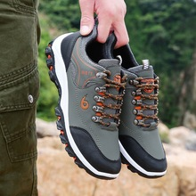 New Sneakers Men Casual Shoes Military Trainers Lace Up Slip-on Outdoor Hiking zapatillas deportiva