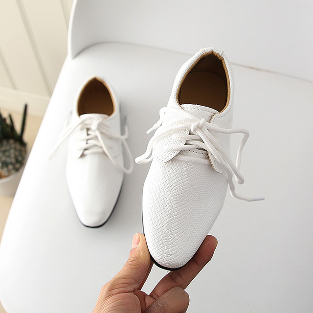 Bekamille Baby Boys Leather Shoes Baby Child Shoes Teenager Party Waterproof New Shoes Summer 2019 Fashion Single Non-Slip