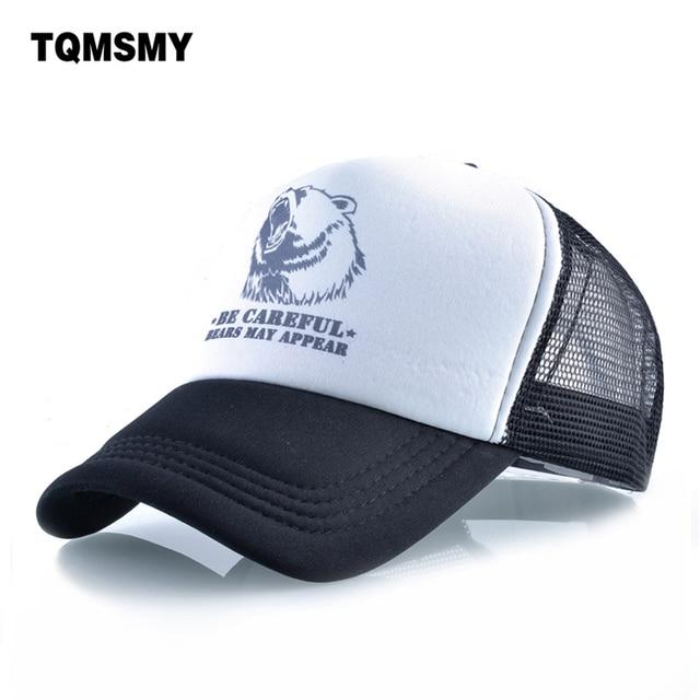 Gorra de béisbol de secado rápido hombres deportes al aire libre sombreros  para mujeres oso Snapback 57fcae82ac7
