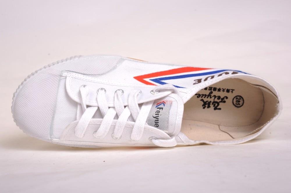 Chaussures Feiyue Pour La Concurrence Et Ouvert Fu Wu Shu Noir - Noir, Taille: 41