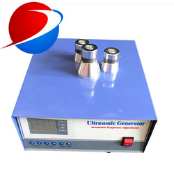 Digital Piezoelectric Generator 40khz/1000W Ultrasonic Generator Cleaning Transducer Ultrasonic Signal Generator