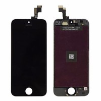 Original For IPhone 5S 5C 5 LCD Display With Touch Screen Digitizer Assembly Black White Free