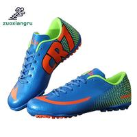 Free Shipping Cleats For Men Football Boots Hall Indoor Soccer Shoes Balls For Mens Futzalki Butsy Futsal Shoes Shoe