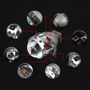 Image 5 - Bi Xenon Projector Lens LHD for Car Headlight 3.0 Koito Q5 35W Can Use with D1S D2S D2H D3S D4S bulbs Super Bright xenon kit
