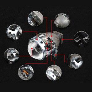 Image 5 - Obiettivo per proiettore allo xeno Bi LHD per faro per auto 3.0 Koito Q5 35W può essere utilizzato con lampadine D1S D2S D2H D3S D4S Kit Xenon Super luminoso