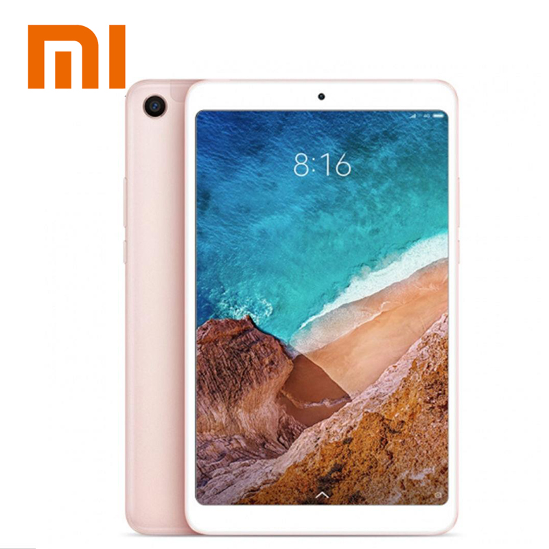 Xiao mi mi pad 4 comprimés 4 gb 64 gb 8.0 pouce WiFi LTE tablet pc Snapdragon 660 6000 mah AIECore 12.0MP + 5.0MP tablet android