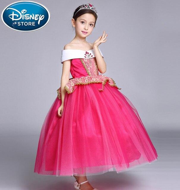 Tienda Online Disney frozen vestido para Niñas Elsa rendimiento ...
