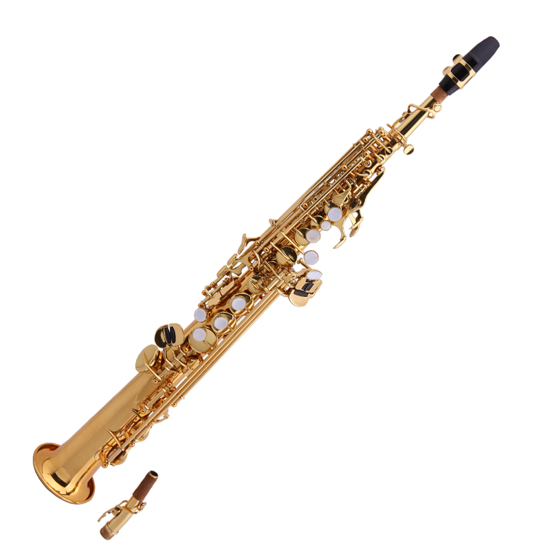 Soprano saxophone, B sax droite