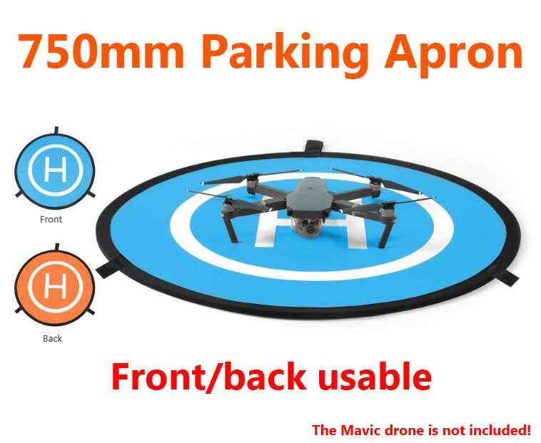 RC Drone Takeoff Landing Apron parking tarmac spare parts for DJI Phantom 2/3/4 Mavic Pro/inspire 1 RC Drone DIY kvadrokopter
