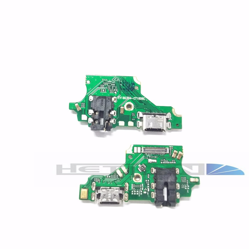 For Huawei P20 Lite USB Charger Dock Connector USB Charging Microphone Connecting Flex Cable Spare Parts