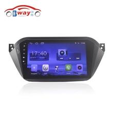 """Bway 9 """"Quad core gps de radio del coche de navegación para 2015 Refinar JAC S2 android 6.0 reproductor de DVD del coche con Wifi, BT, SWC, DVR"""