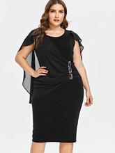 9ec33ff622 Capelet Dress Promotion-Shop for Promotional Capelet Dress on ...