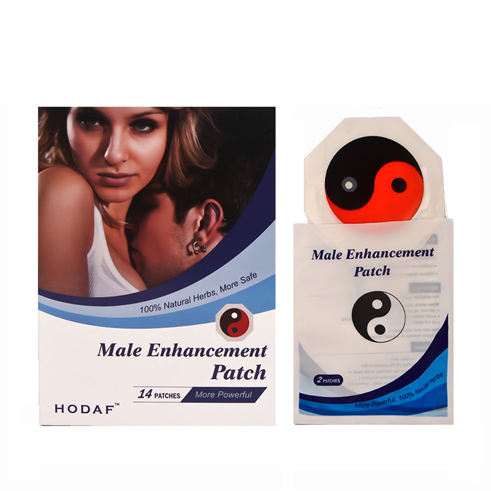 HODAF 14pcs/Box Kidney Enhancement Patch Make Your Kidney Better To Increase Your Stamina, Lasting Sexual Function