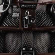 Пользовательские автомобильные коврики для Nissan Все модели Qashqai Juke Qashqai Almera патруль GT-R X-Trail Cefiro Fuga Quest автомобиля аксессуары