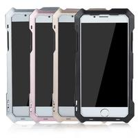 Luxury For Iphone 7 Plus Case Life Waterproof Shockproof Metal Aluminum Phone Cover For Apple 7