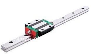 все цены на HGR15 L=500mm linear guide rail+1pcs HGW15 CA carriage Original HIWIN онлайн