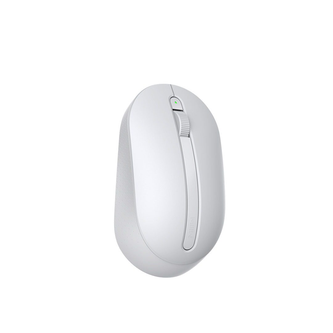Image 2 - Xiaomi MIIIW Wireless Mouse Soft Touch Ergonomic Mouse Optical Mice 2.4G Wireless Mouse USB Receiver For Win7/8/10/XP Mac OS-in Mice from Computer & Office