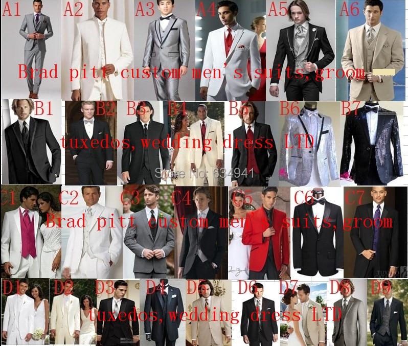 Custom cheap western Wedding Shawl collar style(Jacket Pant vest ...