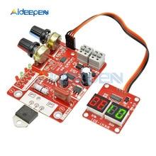 40A/100A точечная сварочная машина плата управления сварщик трансформаторный контроллер плата синхронизации тока цифровой дисплей
