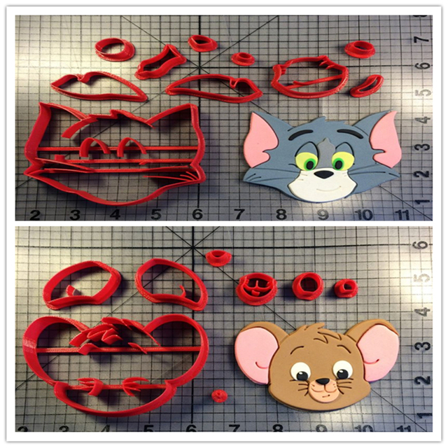 Acquista tv cartone animato carattere tom - Attrezzi da cucina per dolci ...